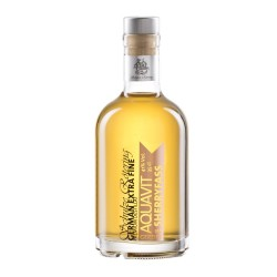 German Extra FINE Aquavit im Sherryfass gereift